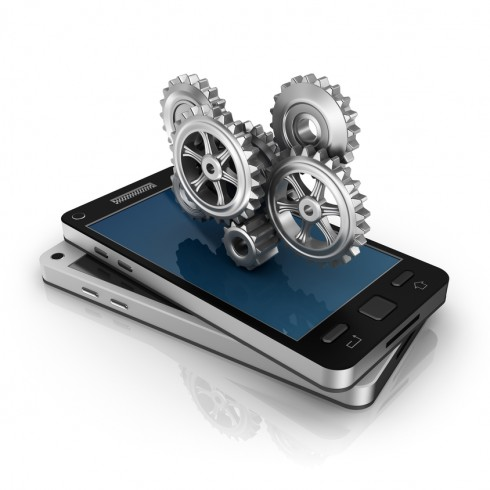 Automatization of mobile app development