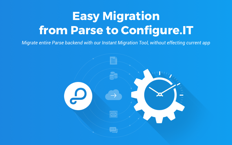 Configure.IT as Parse Alternative