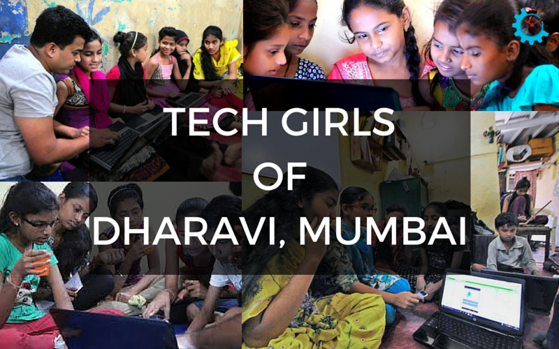 TECH GIRLS OF DHARAVI