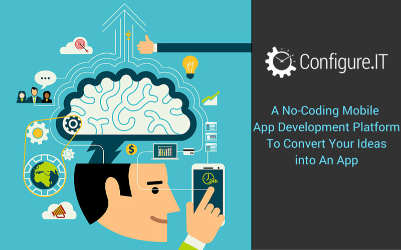 No Coding App Development Platform