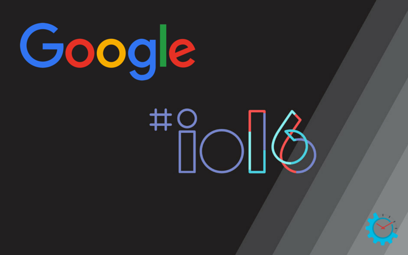 Google IO Event 2016
