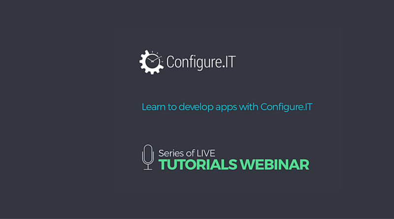 Configure.IT Tutorials Webinar