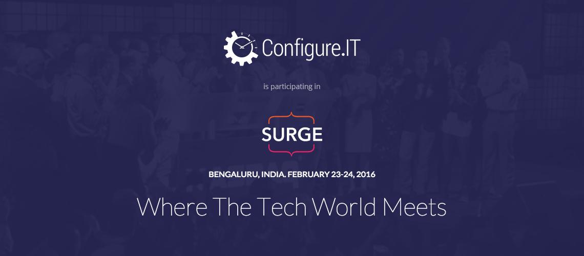Configure.IT - Surge Conference 2016